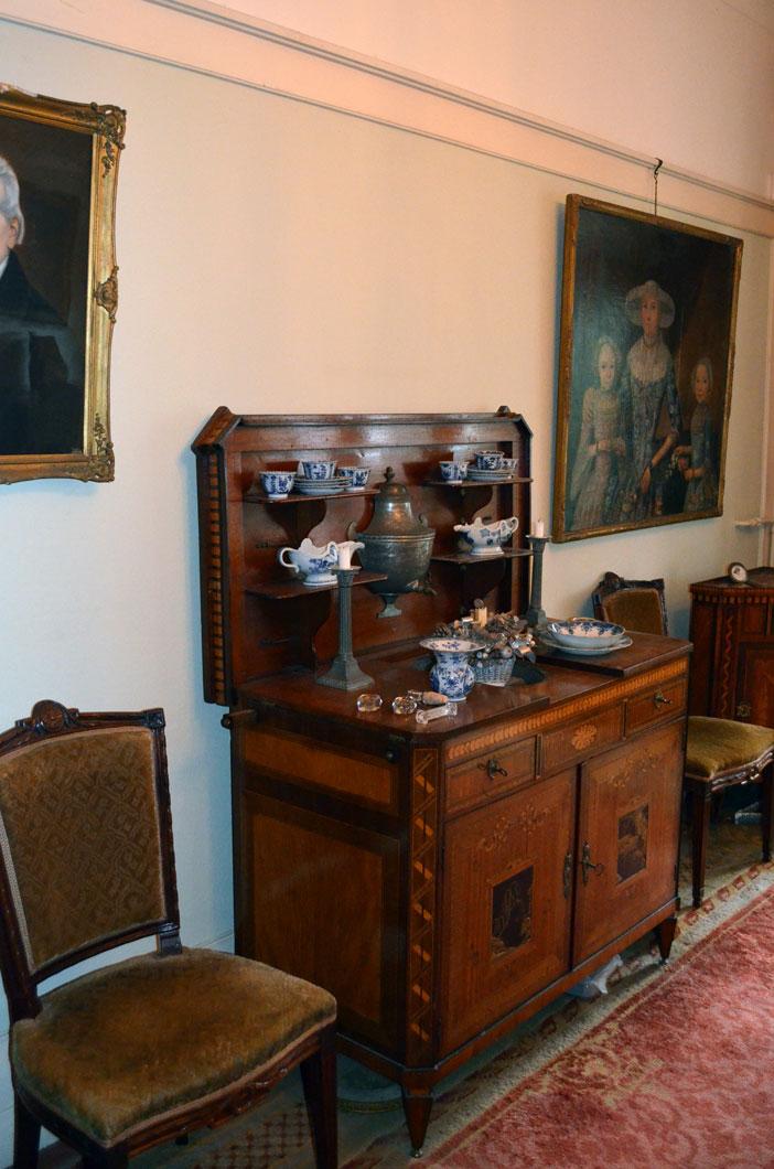 Andla fonds het haga huis - Meubels originele badkamer ...